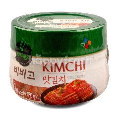 CJ Foods Bibigo Sliced Mat Kimchi (500G)
