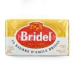 Bridel Mentega Tanpa Garam