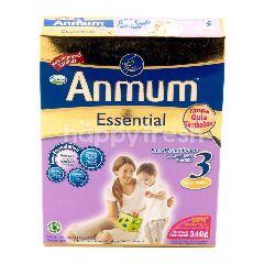 Anmum Essential Susu Bubuk Rasa Vanila 1-3 Tahun