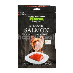 Prama Makanan Anjing Rasa Ikan Salmon Atlantis