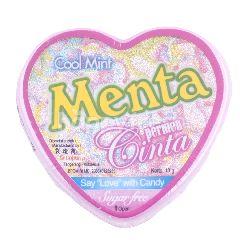 Menta Permen Cool Mint