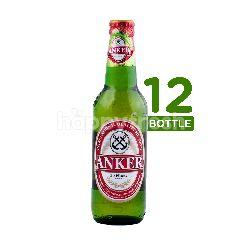 Anker Pilsener (Botol) Beer 330ml 12-Pack