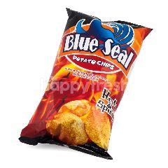 Blue Seal Keripik Kentang Pedas