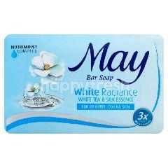 MAY White Radiance Bar Soap (3 Bar)
