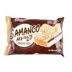 ซามันโค ไอศกรีมแท่ง รสช็อกโกแลต 150 กรัม