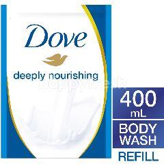 Dove Deeply Nourishing Body Wash Refill