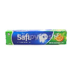 Safi Safi Orange Herbs Toothpaste