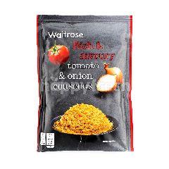Waitrose Rich & Savoury Tomato & Onion Couscous