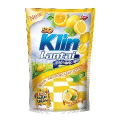 SoKlin Lantai Aromatik Spa Citrus Lemon