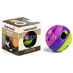 BeezTees Plastic Adjustable Treat Ball For Catrino (6cm)