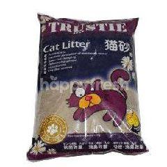 Trustie Super Premium Cat Sand (Lemon) 10L (8.1Kg)