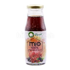 BMS Organics O' Choice 100% Mix Berry Juice