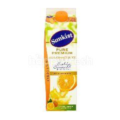 Sunkist Pure Premium Original 100% Orange Juice