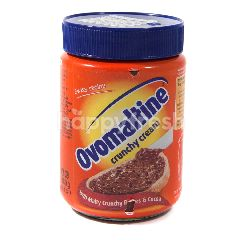 Ovomaltine Krim Crunchy dengan Potongan Kacang Renyah