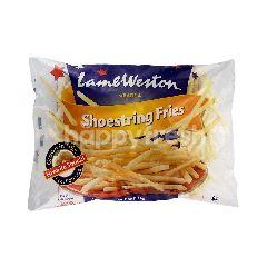 Lamb Weston Shoestring Fries