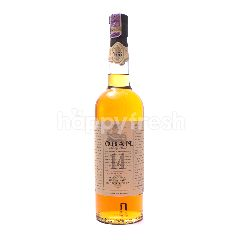 Oban Single Malt Scotch Whisky 14
