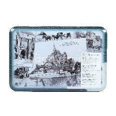 Biscuiterie de L'Abbaye Cartes Postales Biskuit Mentega