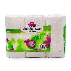 TOPVALU Virgin Pulp Kitchen Towel (6 Rolls)