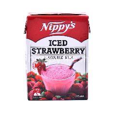 NIPPY'S Iced Strawberry Favoured Milk
