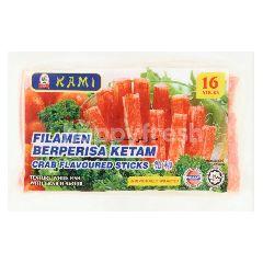 Kami Sticks Crab Flavoured Sticks (16 Pieces)