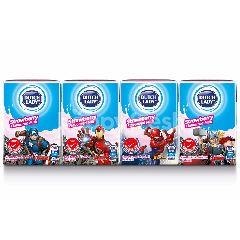 Dutch Lady UHT Milky Marvel Strawberry 4 x 125ml