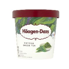Haagen-Dazs Matcha Green Tea Ice Cream