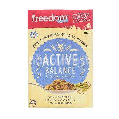 Freedom Foods Active Balance Gluten Free Buckwheat & Quinoa Cereal