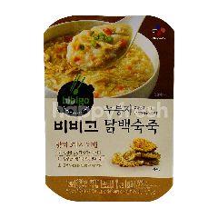 Cheiljedang Nurungji Chicken Porridge