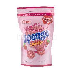Oishi Sponge Stroberi
