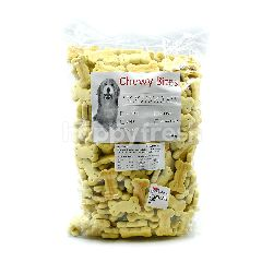 Chewy Bites Milk Flavoured Dog Biscuits