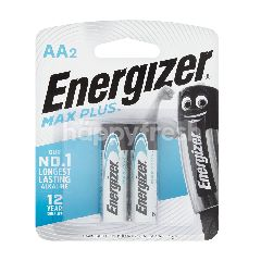 Energizer Max Plus AA (2 Pieces)