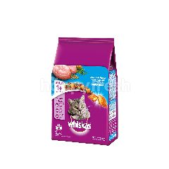 Whiskas Cat Dry Food Adult Ocean Fish 3KG Cat Food