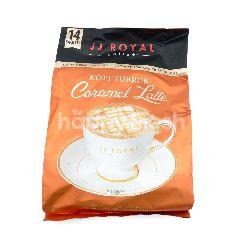 JJ Royal Kopi Tubruk Caramel Latte