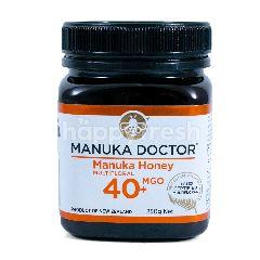Manuka Doctor Madu Manuka Multifloral 40+ MGO