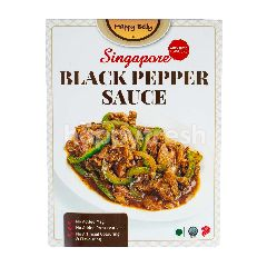 Happy Belly Singapore Black Pepper Sauce
