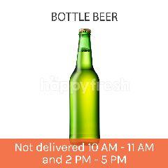 Heineken Lager Beer Bottle (Pack 3)