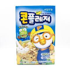 CORN PLEASURE Pororo Cornflakes Cereal