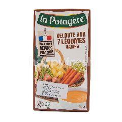 La Potagere Sup Krim Sayuran