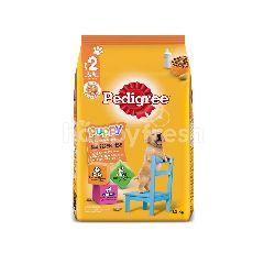 Pedigree Dog Dry Food Puppy Chicken, Egg & Milk 1.3KG Dog Food