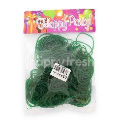 Happy Party Karet Gelang Warna 100gr