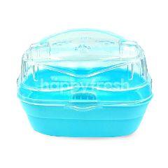 Trustie Hamster Portable Cage (Blue)