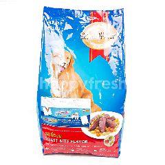 สมาร์ทฮาร์ท รสเนื้ออบ สำหรับสุนัขโต