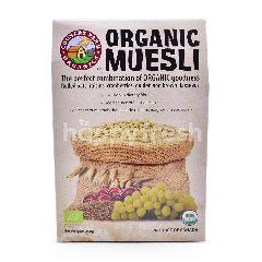 Country Farm Organics Muesli