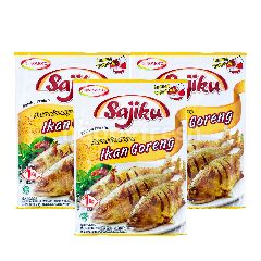 Sajiku Fried Fish Seasoning Triplepack (20g x 3)