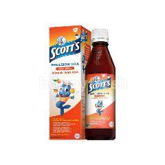 Scott's Emulsion Orange Vitamin