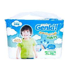 Nepia Genki Premium Popok Celana Bayi Lembut Ukuran XL