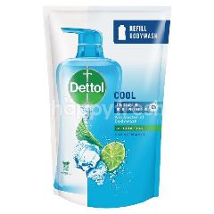 Dettol Antibacterial Bodywash Cool Refill Pack 900ML