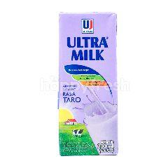 Ultra Milk Susu UHT Taro