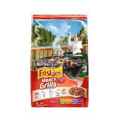 Purina Friskies Adult Cat Food Meaty Grills Flavour