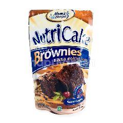 Nutri Cake Premiks Brownies Rasa Cokelat